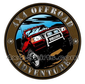 Offroad Adventure T-Shirt