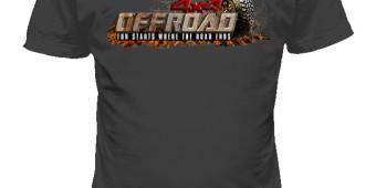 4x4 Offroad T-Shirt